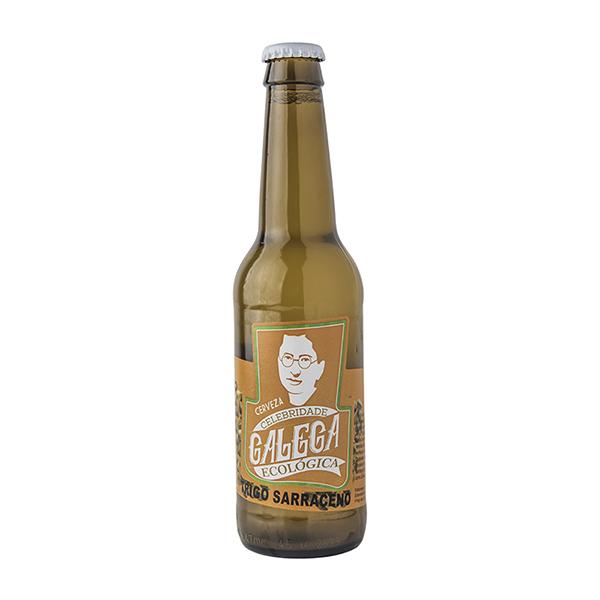Cerveza Trigo Sarraceno 33cl ECO