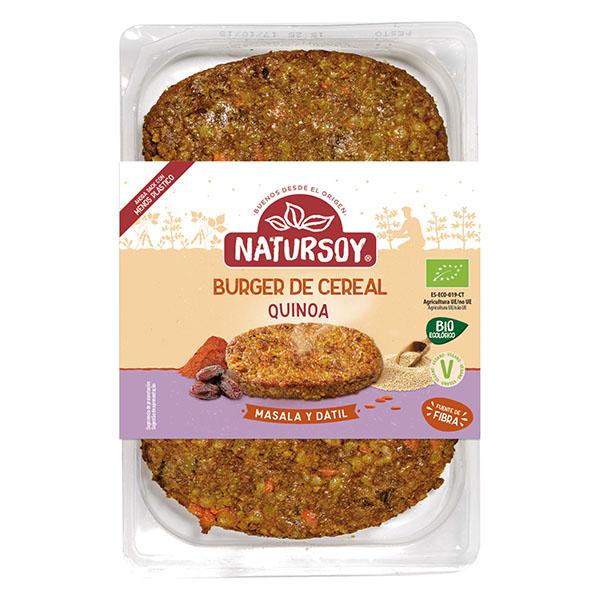 Burger Quinoa-Masala 200g ECO