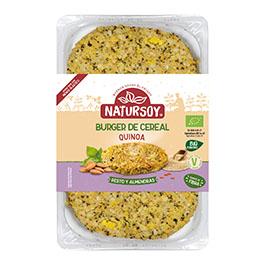 Burguer Quinoa/Pesto 200g ECO