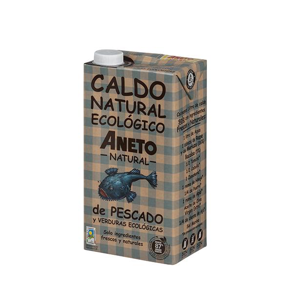Caldo Pescado/Verd 1L ECO
