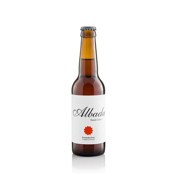 Cerveza Naranja 33cl ECO
