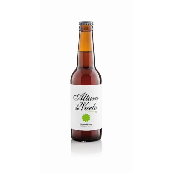 Cerveza sin gluten 33cl ECO