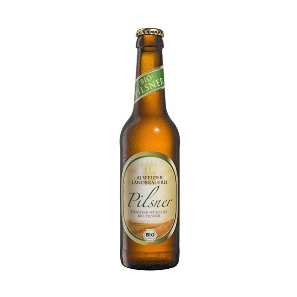 Cerveza Pilsner 33cl ECO