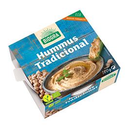 Hummus Biográ 180g ECO