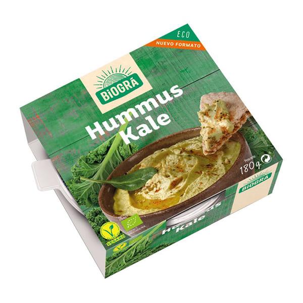 Hummus kale 180g ECO