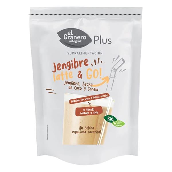 Jengibre Latte 150g ECO
