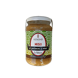 Miso de Garbanzos 380g ECO