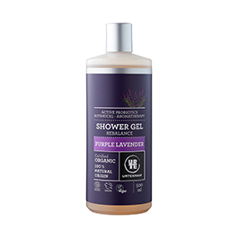 Gel baño Lavanda Urtekram 500ml ECO