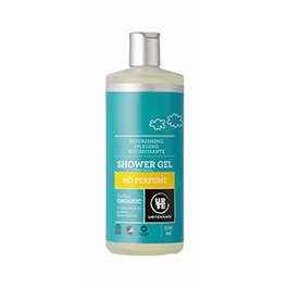 Gel baño s/perfume Urtekram 500ml ECO