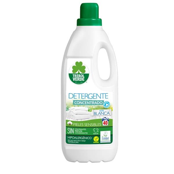 Detergent. Roba blanca 2L ECO