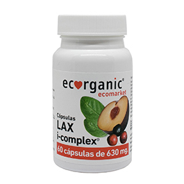 Cáps. LAX i-complex® (60u)
