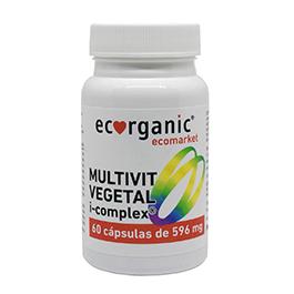 Multivit Vegetal 60u ECO