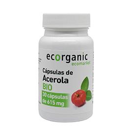 Cáps. ACEROLA (Vitam C) 30u ECO