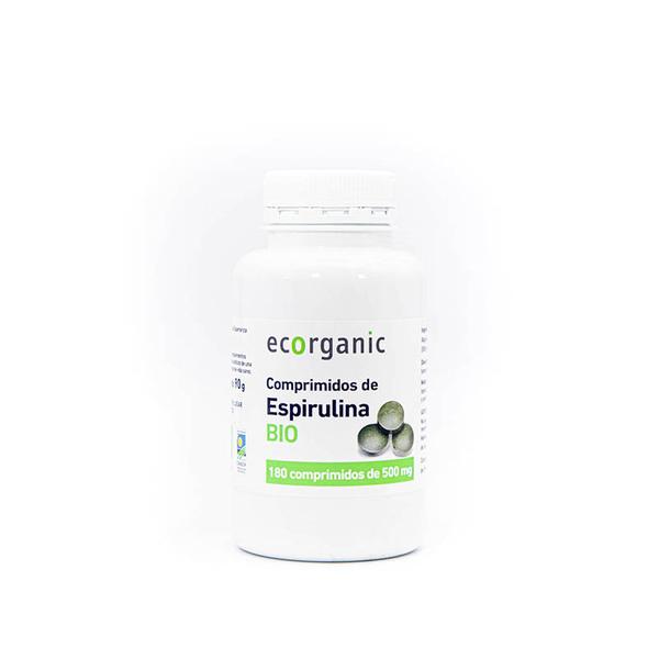 Comprimidos ESPIRULINA (180u) ECO