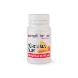 Cáps. cúrcuma plus 60u