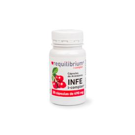 Cápsulas INFE i-complex 30u