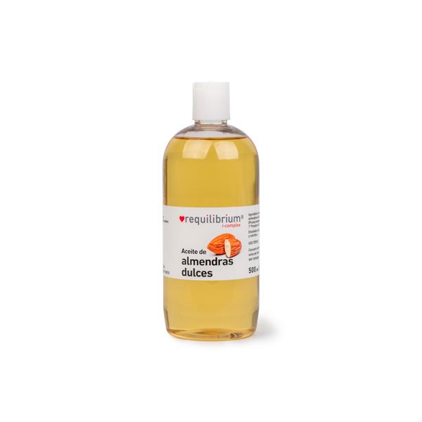 Aceite almendras 500ml uso tópico