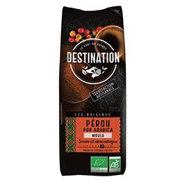 Café mol Perú 100% Arábi 250g ECO