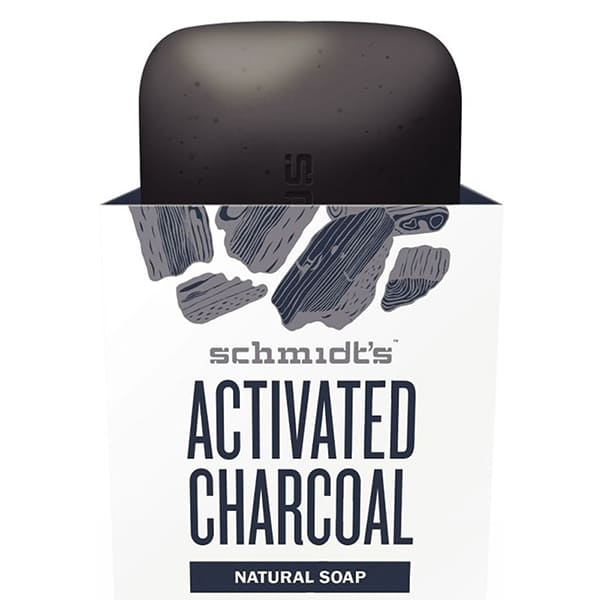 Jabón toca carbón activo 142g