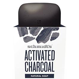 Jabón tocador carbón 142g