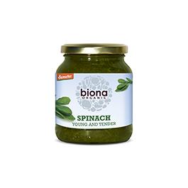 Espinacas Biona 350gr ECO