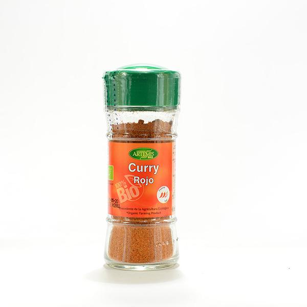 Curry Rojo 28gr ECO