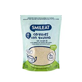 Papilla cereal-quinoa s/g Smile 200g
