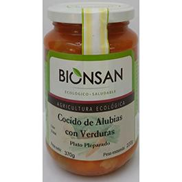 Cocido Alub Verd Bionsan 370gr ECO