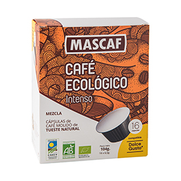 Café Caps.Intens 16un ECO
