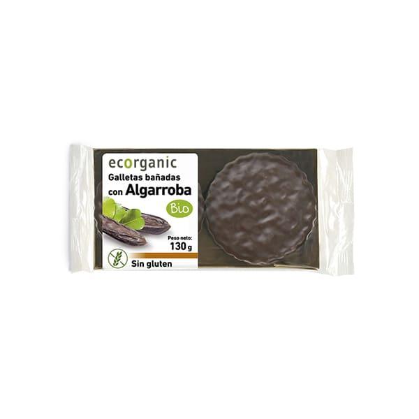 Galletas Algarroba s/gluten ECO
