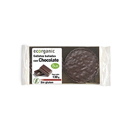 Galletas Chocolate s/gluten ECO
