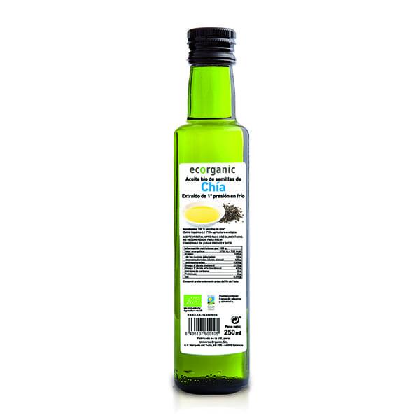 Aceite Chia 250ml ECO