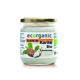 Aceite de Karité Ecorg 250ml ECO