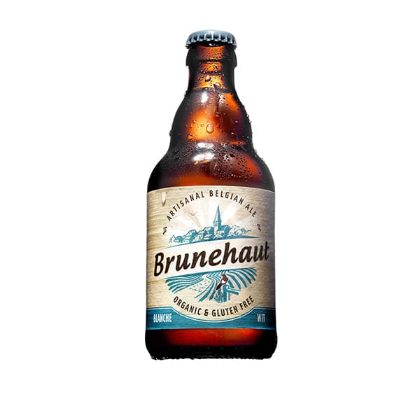 Cerveza Blanche sin gluten ECO