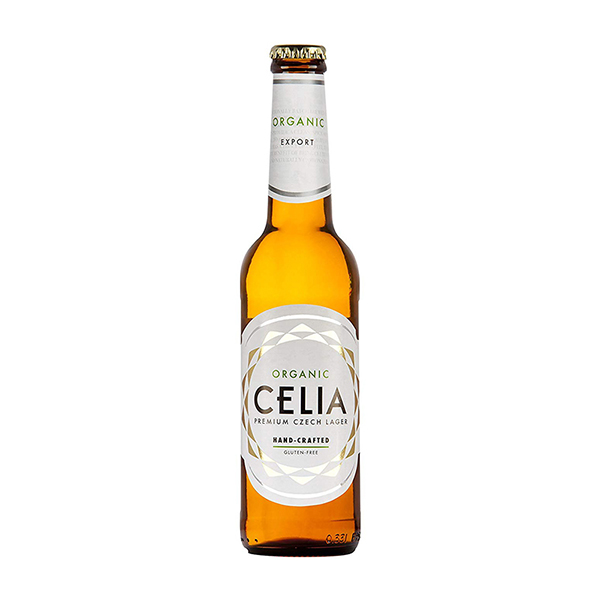 Cerveza Rubia 33cl ECO