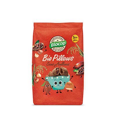 Biopillows Cacao-Avellana s/g ECO