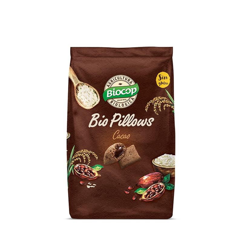 Biopillows Cacao s/gluten ECO