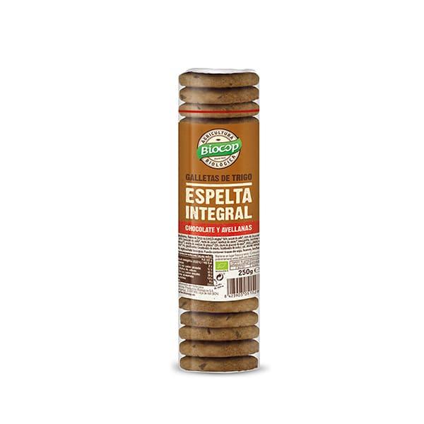 Galleta Espelta Integral/Choc ECO