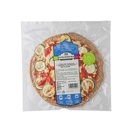 Pizza Espelta-Verduras 400g ECO