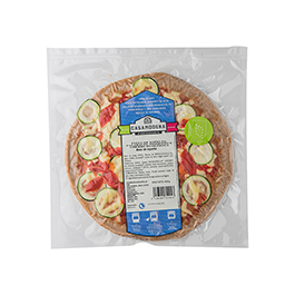 Pizza Espel-Verd 400g ECO