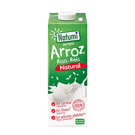 Bebida Arroz Natural 1L ECO