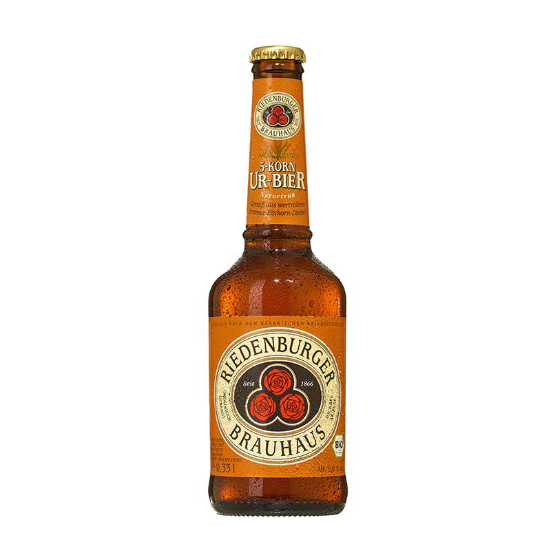 Cerveza 5 Cere. 33cl ECO