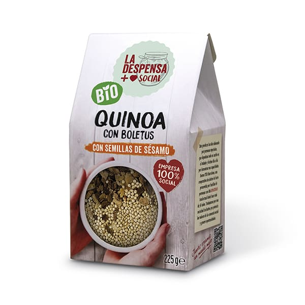 Quin Setas La Despensa 225gr ECO
