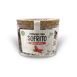 Sofrito Chili 70gr ECO