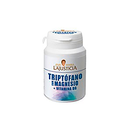 Triptófano + Magnesio + Vitamina B6 60u ECO