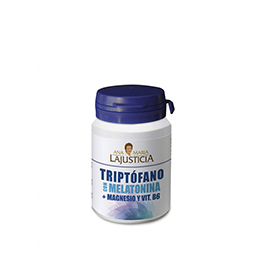 Tríptofano + Melatonina + Magn + VitB6 ECO