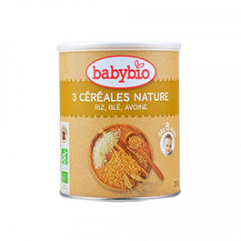 Papilla 3 Cereales 250g ECO