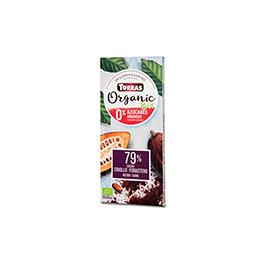 Choco.Neg 79% s/azuc ECO