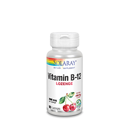 B12 2000mcg Solaray 90 sublingual