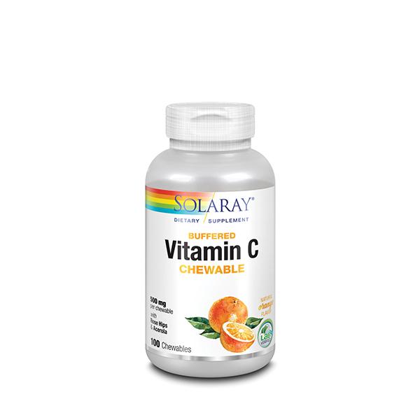 Vitamina C 500mg 100u